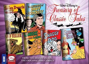 Bog, hardback Walt Disney's Treasury of Classic Tales af Frank Reilly