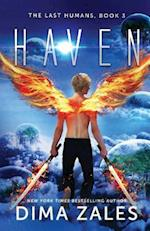 Haven (Last Humans, nr. 3)