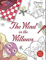 The Wind in the Willows (Classics to Color)