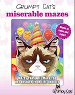 Grumpy Cat's Miserable Mazes