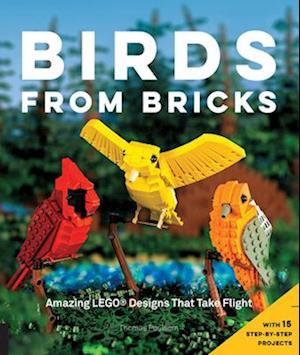 Bog paperback Birds from Bricks af Thomas Poulsom
