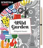 Wild Garden (Scratch Create)