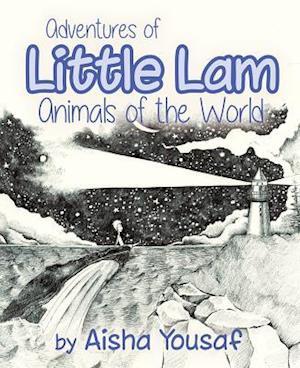 Bog, hardback Adventures of Little Lam af Aisha Yousaf