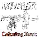 Adaptive Skate Coloring Book!