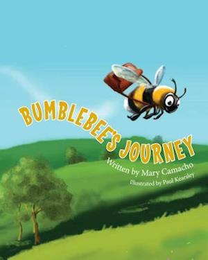 Bog, hardback Bumblebee's Journey af Mary Camacho