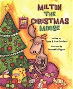 Milton the Christmas Moose