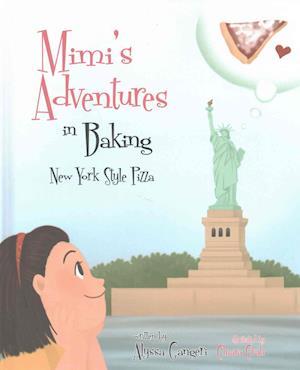 Bog, hardback Mimi's Adventures in Baking af Alyssa Gangeri