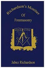 Richardson's Moniter Of Freemasonry