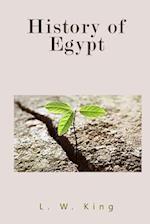 History of Egypt af H. R. Hall, L. W. King