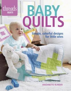 Bog, paperback Baby Quilts af Anjeanette Klinder