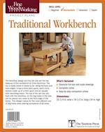 Fine Woodworking's Traditional Workbench Plan (Fine Woodworkings Project Plans)