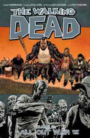 Bog paperback The Walking Dead 21 af Charlie Adlard