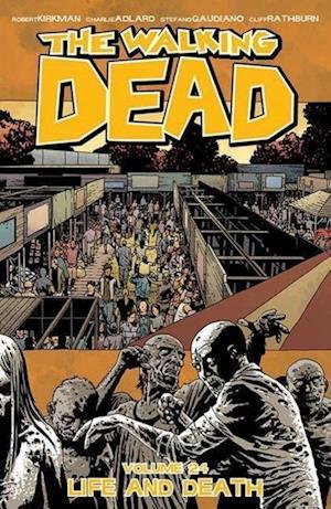 Bog, paperback The Walking Dead 24 af Charlie Adlard