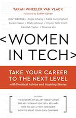 Women in Tech af Tarah Wheeler Van Vlack