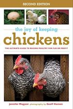 The Joy of Keeping Chickens af Jennifer Megyesi