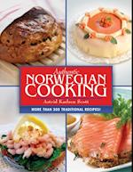 Authentic Norwegian Cooking af Astrid Karlsen Scott