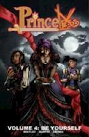 Princeless Volume 4