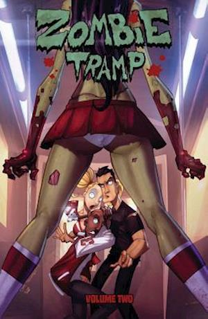 Bog, paperback Zombie Tramp, Volume 2 af Dan Mendoza