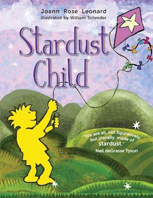Bog, hæftet Stardust Child af Joann Leonard
