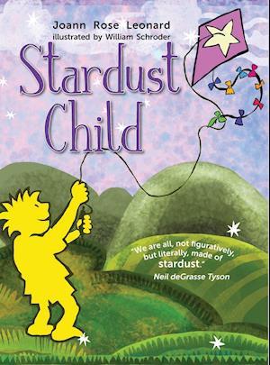 Bog, hardback Stardust Child af Joann Leonard