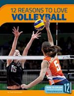 12 Reasons to Love Volleyball (Sports Report)