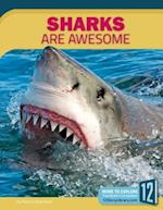 Sharks Are Awesome (Animals Are Awesome)