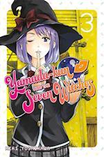 Yamada-kun and the Seven Witches 3 af Miki Yoshikawa