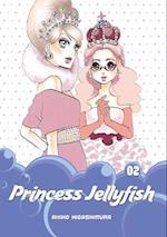 Princess Jellyfish 2 af Akiko Higashimura