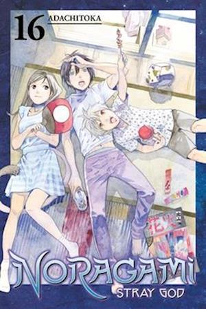 Noragami Volume 16