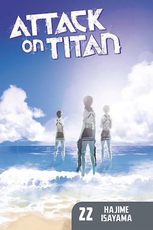 Bog, paperback Attack on Titan 22 af Hajime Isayama