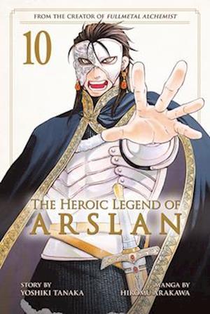 The Heroic Legend of Arslan 10