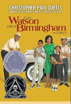 Bog, paperback Los Watson Van a Birmingham-1963 af Christopher Paul Curtis