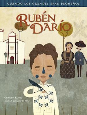 Bog, hardback Ruben Dario af Georgina Lazaro