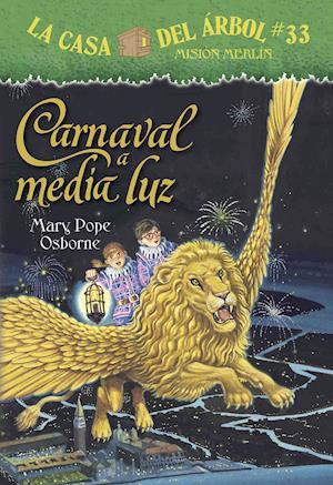 Bog, paperback Carnaval a media luz/ Carnival at Candlelight af Mary Pope Osborne