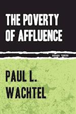 The Poverty of Affluence (Rebel Reads)
