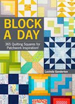 Block a Day af Lucinda Ganderton