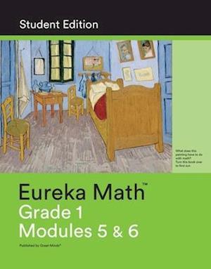 Eureka Math Grade 1 Student Edition Book #4 (Modules 5 & 6)