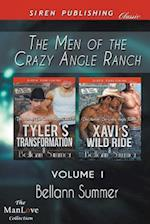 The Men of Crazy Angle Ranch, Volume 1 [Tyler's Transformation af Bellann Summer