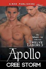 Apollo [Twelve Labors 3] (Siren Publishing Classic Manlove) af Cree Storm
