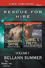 Rescue for Hire, Volume 3 [Commander's Spitfire af Bellann Summer
