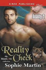 Reality Check [Reality 2] (Siren Publishing Classic Manlove)