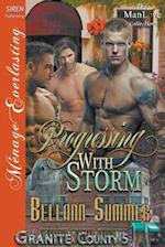 Progressing with Storm [Granite County 5] (Siren Publishing Menage Everlasting Manlove) af Bellann Summer