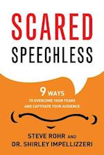 Scared Speechless af Steve Rohr, Shirley Impellizzeri