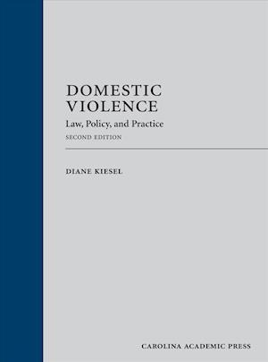 Bog, hardback Domestic Violence af Diane Kiesel