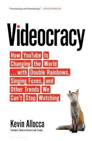 Bog, hardback Videocracy af Kevin Allocca
