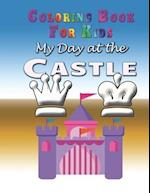 My Day at the Castle - Coloring Book af Marshall Koontz