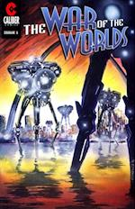 War of the Worlds #1 af Randy Zimmerman
