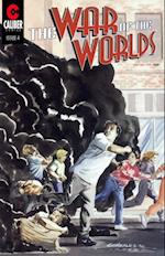 War of the Worlds #4 af Randy Zimmerman