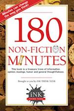 180 Nonfiction Minutes