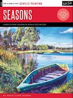 Acrylic: Seasons (How to Draw and Paint)